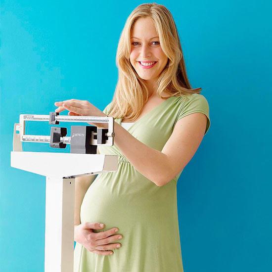 Aumento di peso in gravidanza