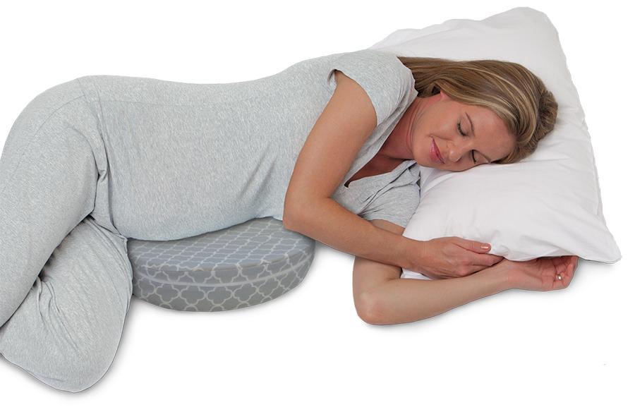cuscino a cuneo per dormire in gravidanza