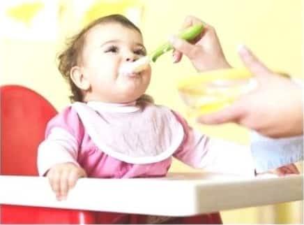 Aumento di peso del neonato dai 3 ai 9 mesi di vita