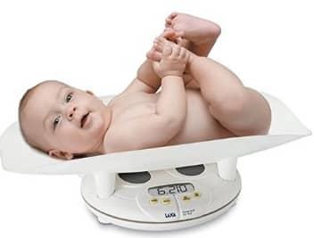 Aumento di peso del neonato: le tabelle di crescita