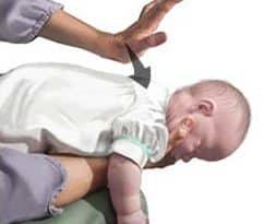 manovra anti soffocamento neonato